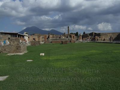 Stop 2: Naples and Pompei