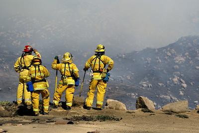 Wild Fires 2007