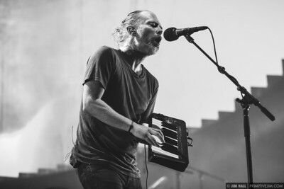 Radiohead - Thom Yorke, American Airlines Arena, Miami, March 30, 2017