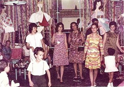 Carnaval Cassanguidi Lena Norberto Guimaraes, Casal Gameiro, Belita Americo Santos, ....