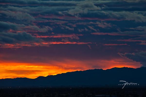 Sunset 1.06.2016