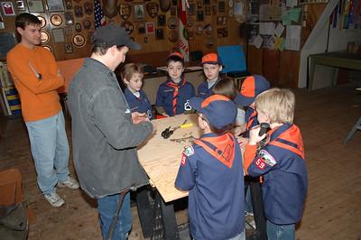 03-12-05 Den Meeteing - Tools