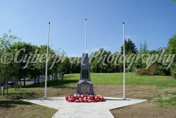 Three Scottish Soldiers Memorial