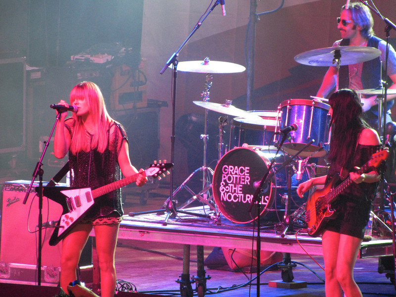 Virgin FreeFest - Grace Potter and the Nocturnals