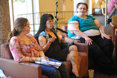 9610 Author Jean Kwok visit 9-11-12