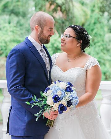Amber and Cory Wedding