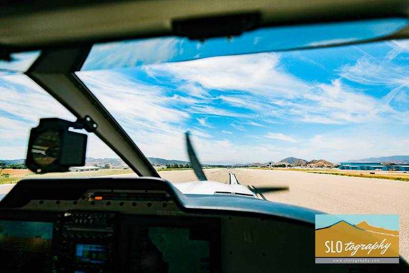 WSC In Flight