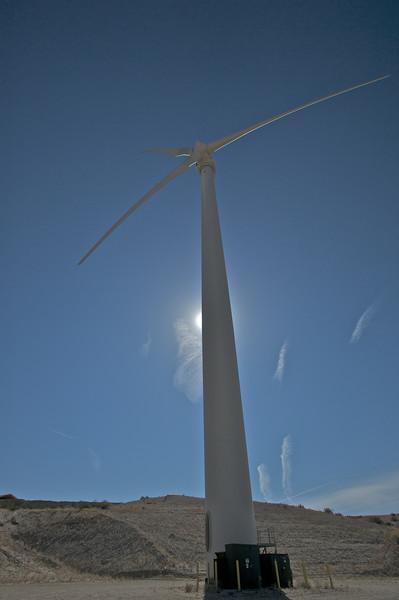 Wind Generator, Southern California 2011