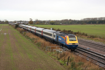 20th November 2013 Western Champion on the Midland Main Line
