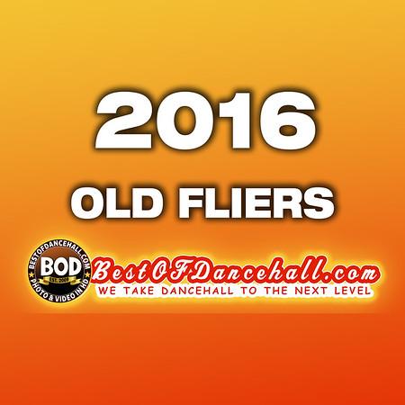 2016 Fliers