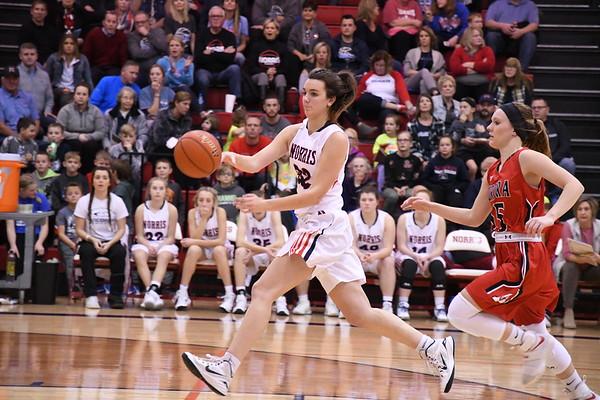 Varsity Girls Basketball vs Aurora