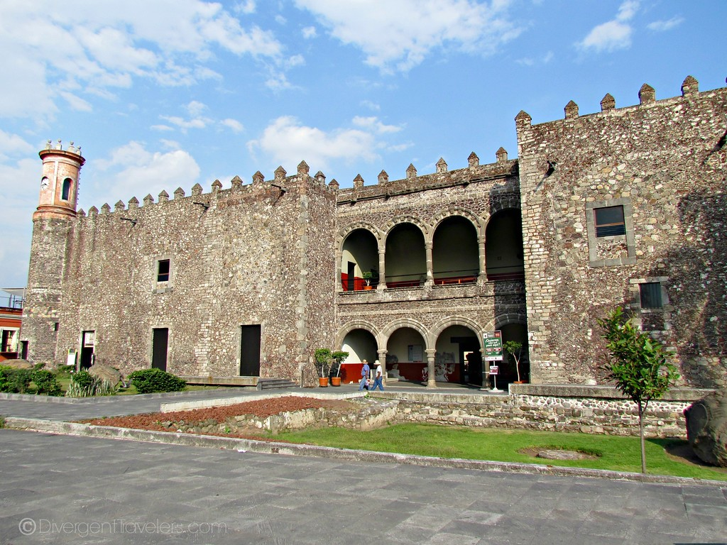 Palace in Cuernavaca, Mexico