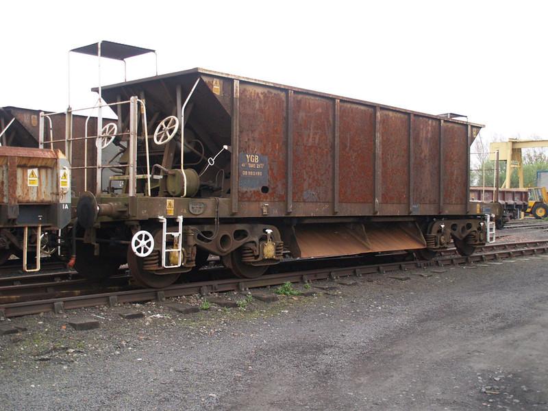 YGB DB980190 Millerhill WRD 21/04/07