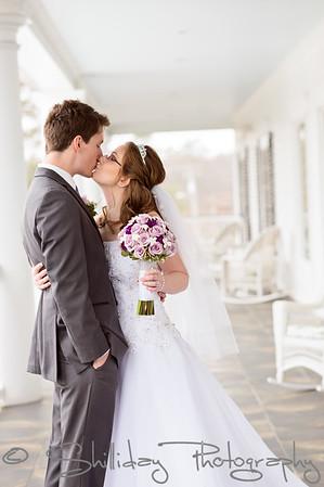 Sabrina and Robert - First look and formals