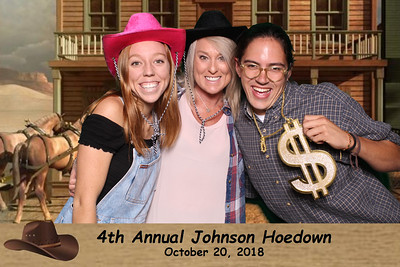 4th Annual Johnson Hoedown