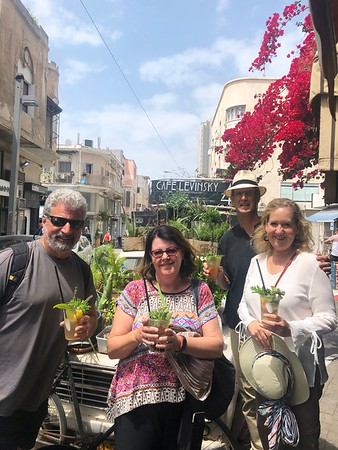 Day 13, Israel - Tel Aviv touring Old Jaffa and Levinsky Market along with some time on the Tel Aviv beaches