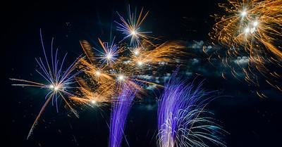 Utah County Fireworks