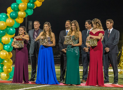 171017 LHS HOMECOMING - CORONATION OF THE QUEEN