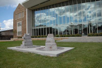 Science Center Sculpture