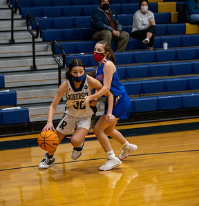 Girls Varsity Basketball 1/21