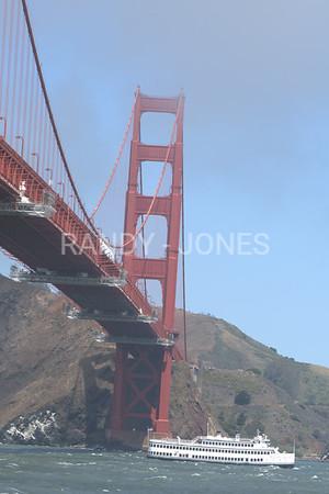 Golden Gate Bridge Ft Point 5-1-21