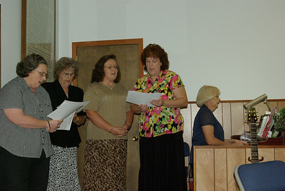 Revival at Walnut Grove 2009 Bro Joe Comes to preach