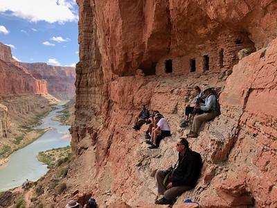 Rafting the Grand Canyon - May 2019