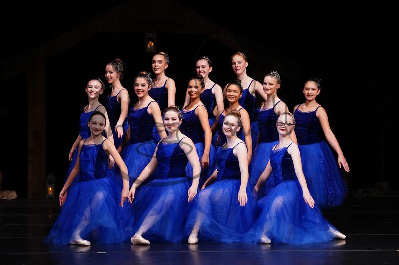 Ballet 5 & 6 Blue