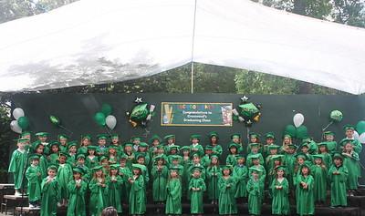 JUNE 5,  2018  PRE-SCHOOL GRADUATION