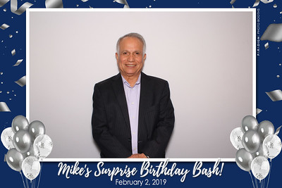 February 02, 2019 - Mike's Surprise Birthday Bash