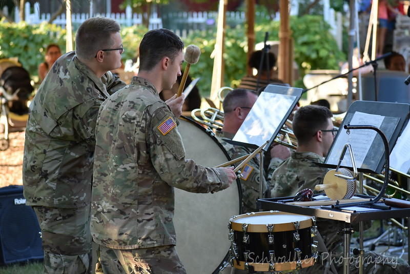 2018 - 126th Army Band Concert at the Zoo - Show Time by Heidi 191.JPG