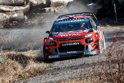 WRC Montecarlo 2019