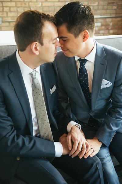 Andrew & Benton