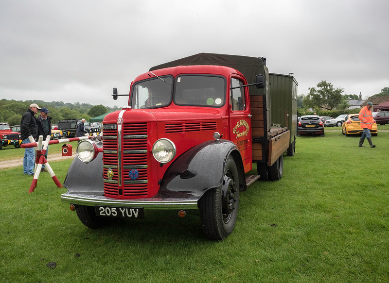1949 Bedford Lorry