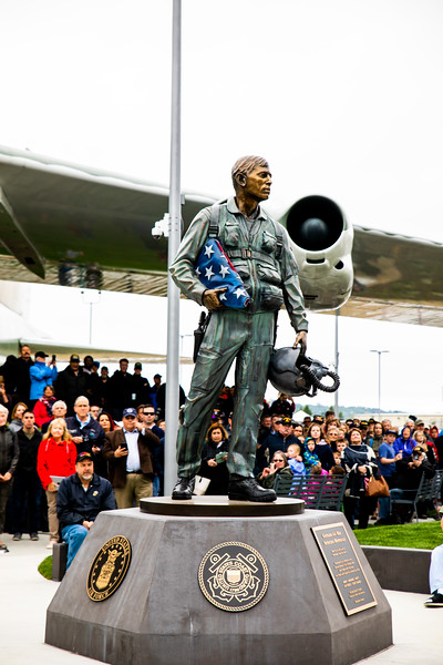 The Vietnam Memorial at Museum of Flight