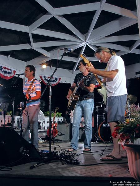 Gazebo Gary Baker Band 1 2010