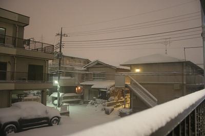 Chiba 2014 Snow