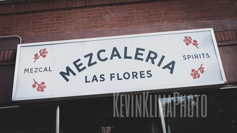 Mezcaleria Las Flores  (closed)