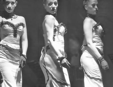Buenos Aires.  Tango Dancers