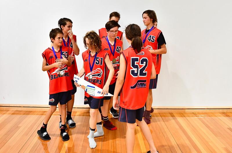 """U16"" Boys PREMIERSHIP Team Photo Berri"