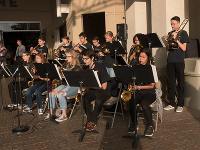 180816 LVJUSD KICKOFF - ELEMENT 116 JAZZ BAND