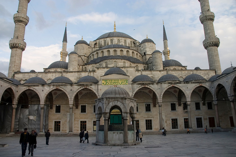 Sultanahmed Mosque (Blue Mosque)