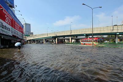 Towards Ladprao Intersection #3 (6Nov)