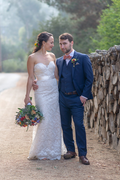 First Look & Couple Portraits