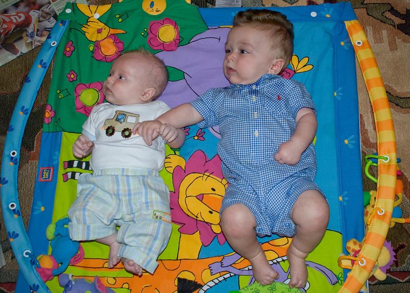 Sammy and Dommy