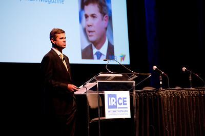 Abe Garver - Speaker, IRCE - June 10, 2014