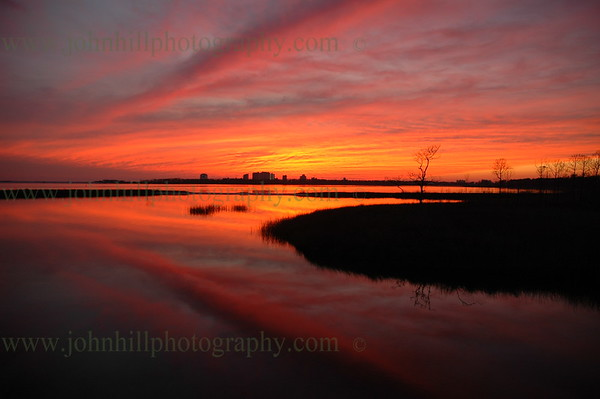Big Lagoon State Park  Fog, Stars, Sunrise, Sunset