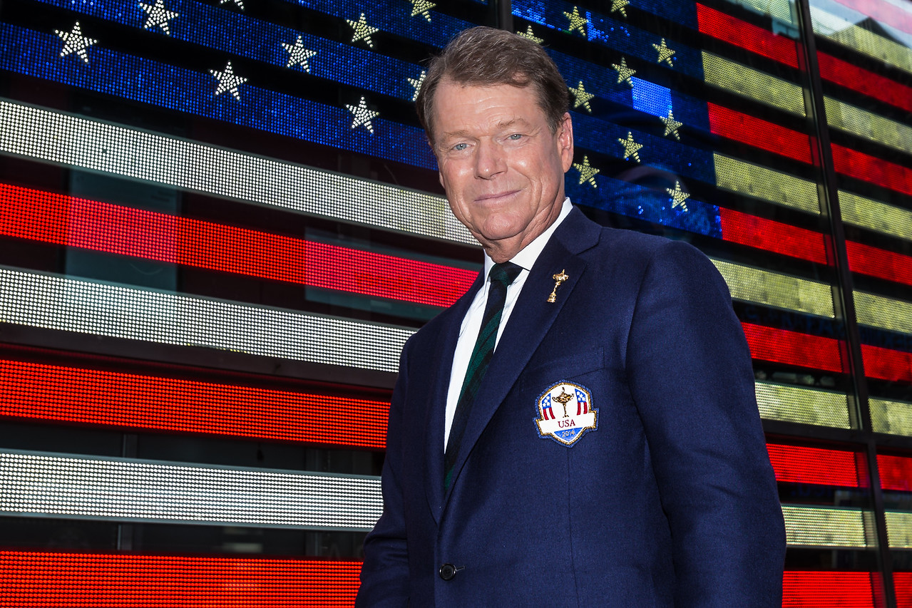Tom Watson, Captain of U.S. Ryder Cup Team