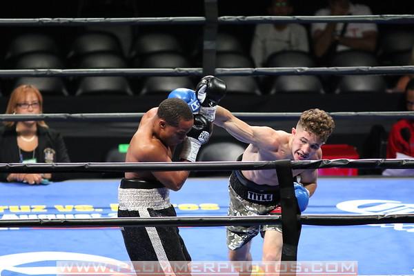 Thomas Velasquez Defeats Gabriel Braxton by Knockout