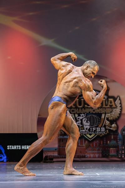 Bodybuilding Heavyweight